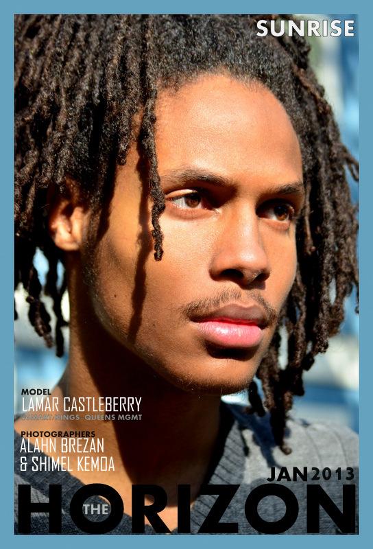Lamar Castleberry by Photographers Alahn Brezan and Shimel Kemoa