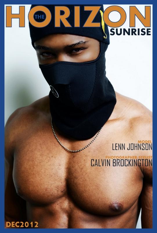 LennJohnson by CalvinBrockington