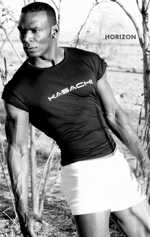 Nick Thomas by Jerome Ming Lee