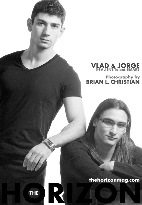 Vladimir and Jorge by Brian Christian