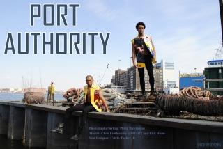 PORT AUTHORITY-001
