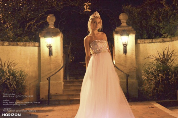 Bailey Cinderella's 16th-001