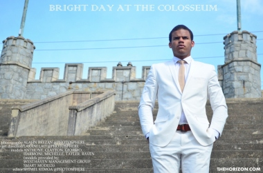 Bright Day at the Colosseum-001
