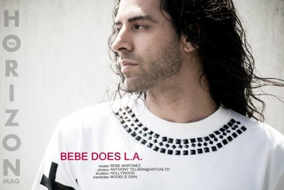 BEBE DOES LA-001
