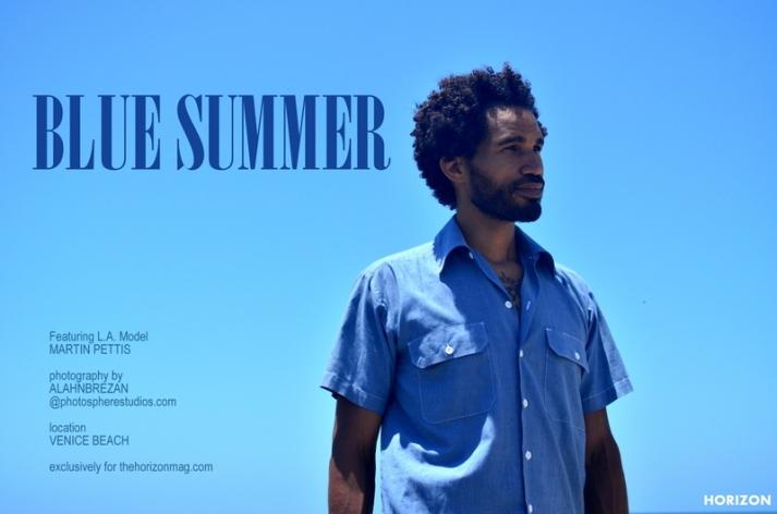 Blue Summer - Martin Petis (2)