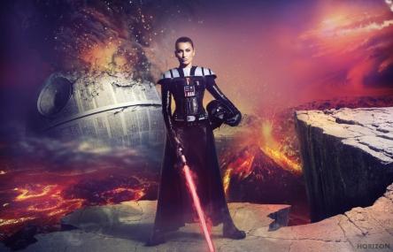 02-WILDCARD Tatiana Dekhtyar-CosplayQueen.Darth Vader_by_RICK_ROSE_&_DENNIS_GATZ