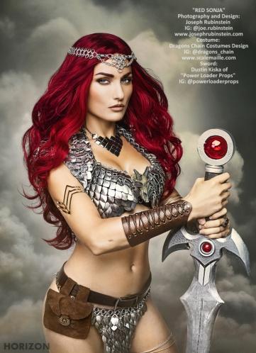 10-WILDCARD Tatiana Dekhtyar-CosplayQueen.RED_SONJA_by_JOE_RUBINSTEIN