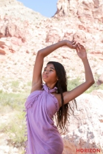 DESERT MOUNTAIN FLOWER- ZENNA DEPAZ-005