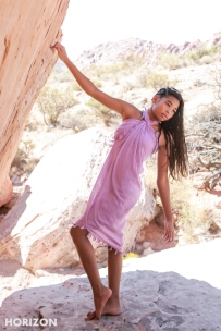 DESERT MOUNTAIN FLOWER- ZENNA DEPAZ-007