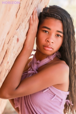 DESERT MOUNTAIN FLOWER- ZENNA DEPAZ-008