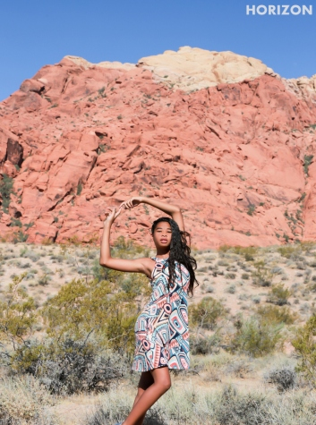 DESERT MOUNTAIN FLOWER- ZENNA DEPAZ-013