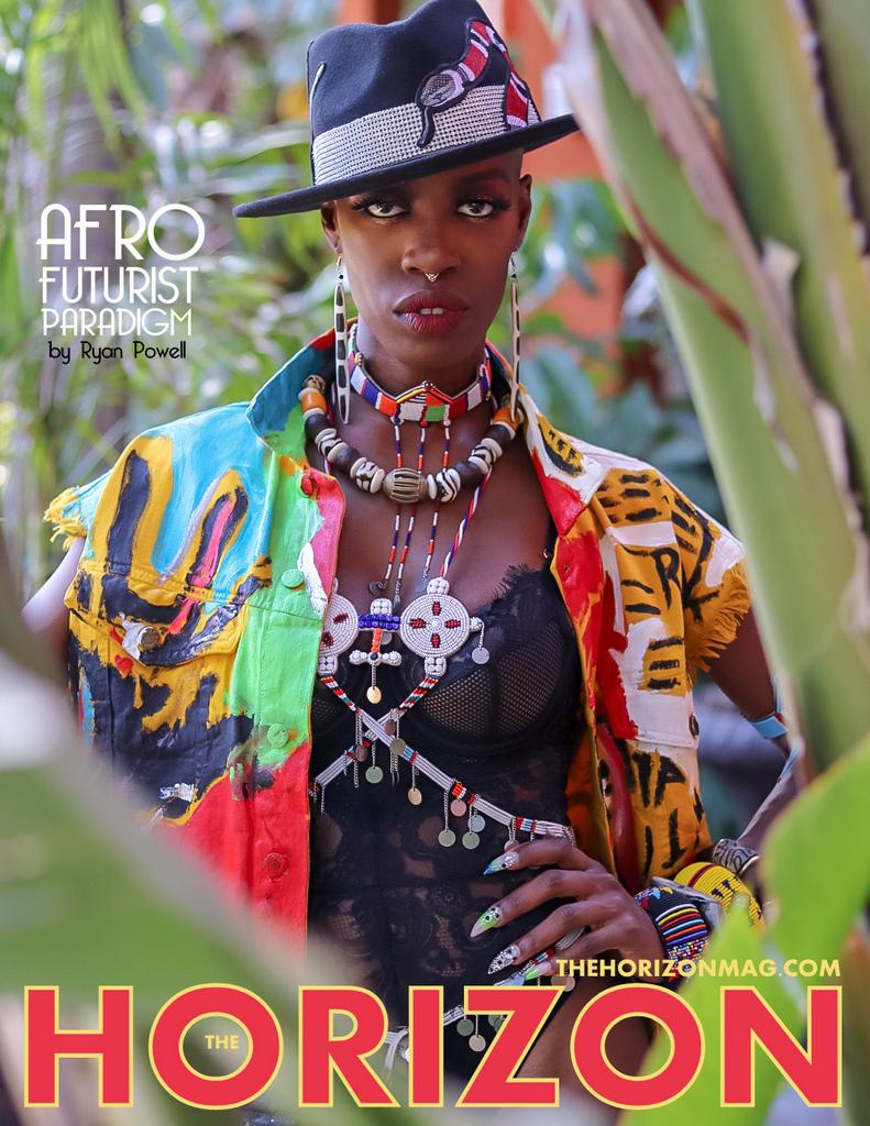AFRO FUTURIST PARADIGM