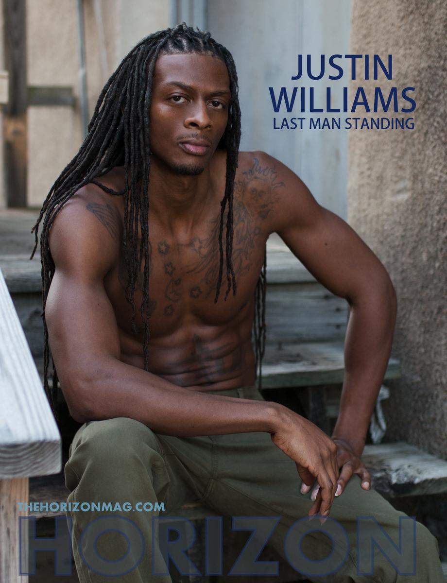Justin Williams-LAST MAN STANDING