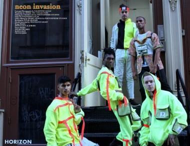 NEON INVASION-LIUSAL-001